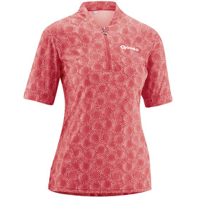 Gonso Ampa Bike Jersey Shortsleeve Women red
